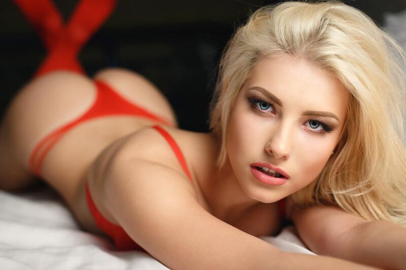 セクシー女性
